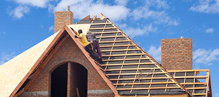 Zinken dak zelf plaatsen