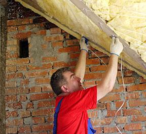 binnenzijde dak isoleren