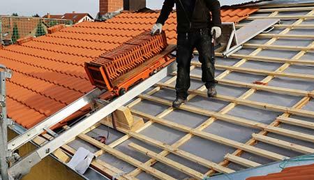 dakbedekking vernieuwen