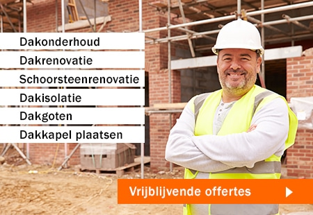 dakwerken in Kortrijk